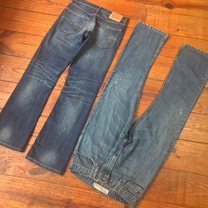 Levi's Jeans - 🍁 Vintage Levi's 527 'boot cut', size 30x30